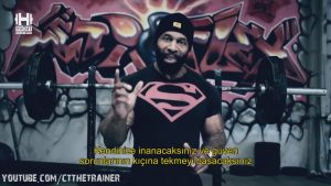 CT Fletcher BodyBuilder Superman Sampled Designs