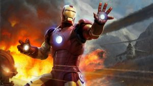 Iron Man Images Free Download