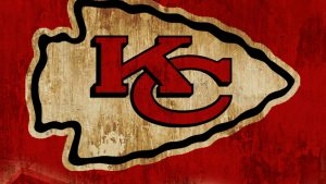 Kansas City Chiefs Logo Wallpaper