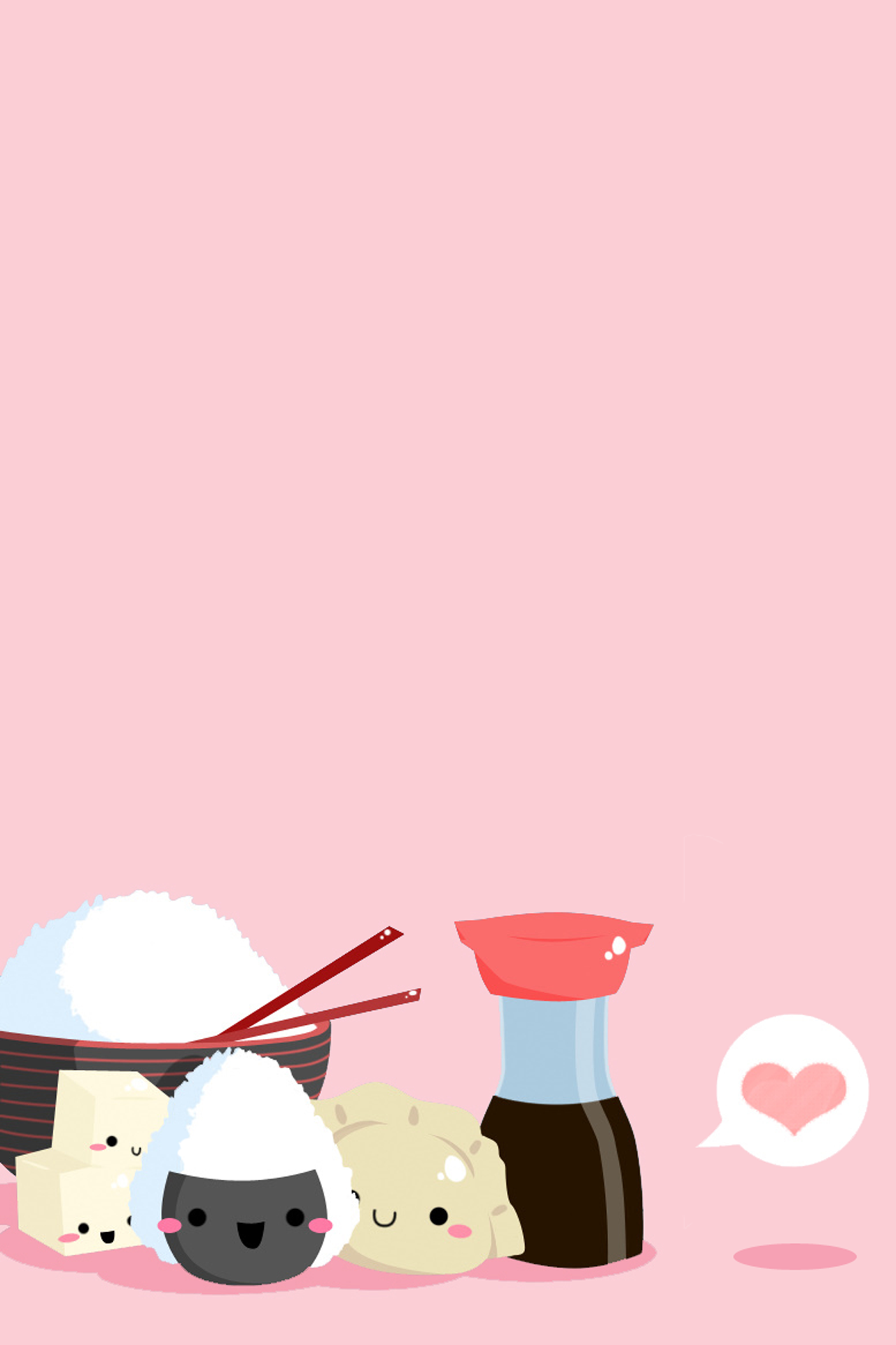Kawaii IPhone Wallpapers