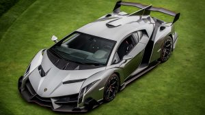Lamborghini Veneno Backgrounds HD