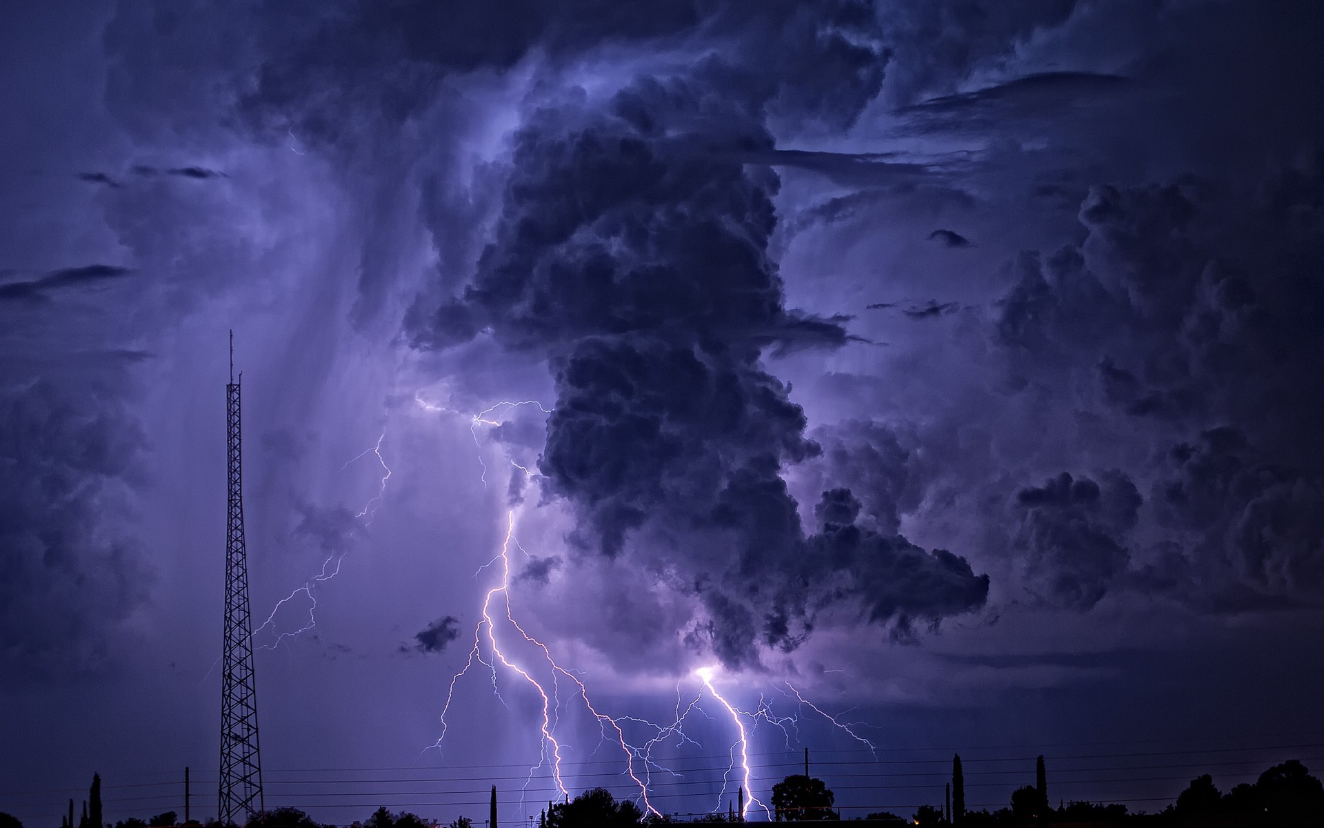 wallpaper wiki lightning storm backgrounds free pic wpd003096