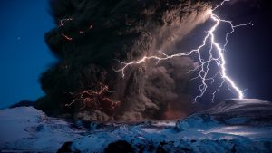 Free Download Lightning Storm Backgrounds