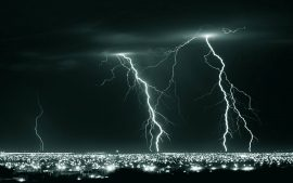 Lightning Storm Wallpapers HD