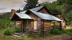 Log Cabin Backgrounds Download Free