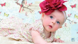 Lovely Baby Girl Wallpaper HD