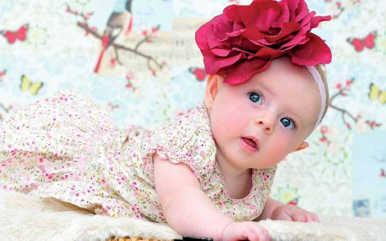 Cool Collections Of Lovely Baby Girl Wallpaper HD For Desktop Laptop And Mobiles Here You Can Download More Than 5 Million Photography