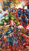 Marvel Wallpapers for Iphone HD