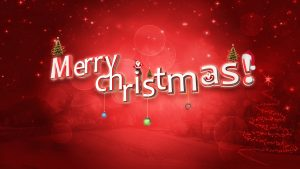 Merry Christmas wallpapers red 2017 free download