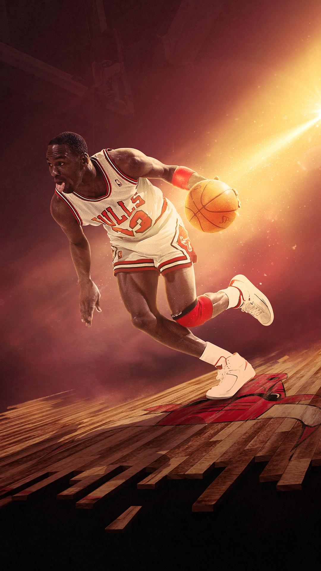 Wallpaper Wiki Michael Jordan Chicago Bulls Legend Basketball Sports