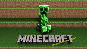 Minecraft Creeper Iphone Wallpapers Download Free