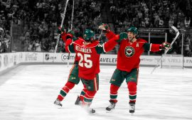 Minnesota Wild Backgrounds Free Download