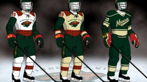 HD Minnesota Wild Wallpapers