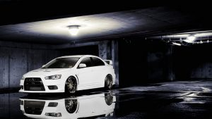 Mitsubishi Lancer Evo Car Backgrounds