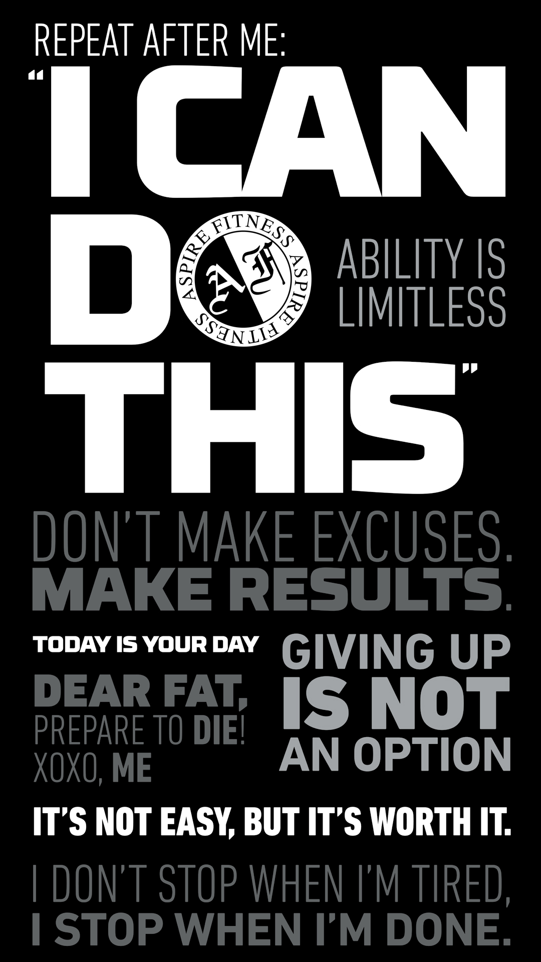 Wallpaperwiki Motivational Iphone HD Background PIC WPD003010