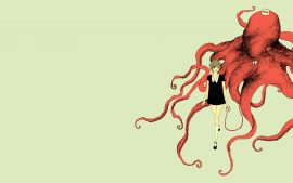 Download Free Octopus Backgrounds