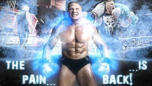Brock Lesnar Desktop Wallpaper