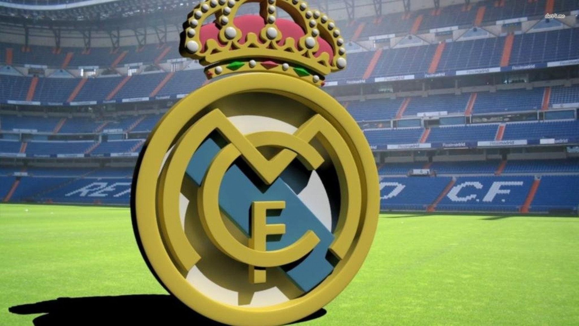 Real madrid logo wallpaper hd wallpaper wallpaper real madrid logo wallpapers hd 2015 voltagebd Images