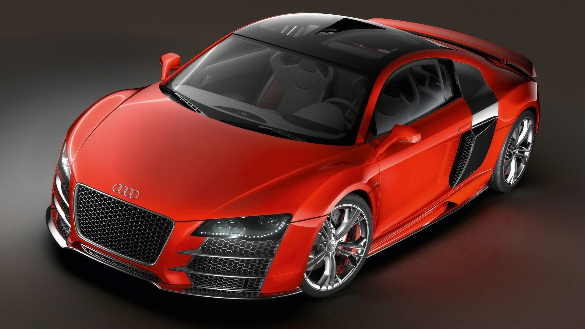 Wallpaperwiki Red Audi R8 Sport Hd Wallpapers Coolest Cars PIC