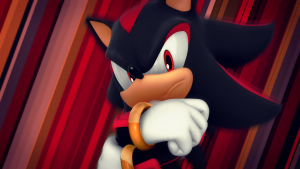 HD Shadow the Hedgehog Backgrounds