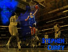 Stephen Curry Wallpaper HD free download