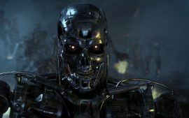 HD Terminator Backgrounds