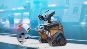Wall E Backgrounds Free Download