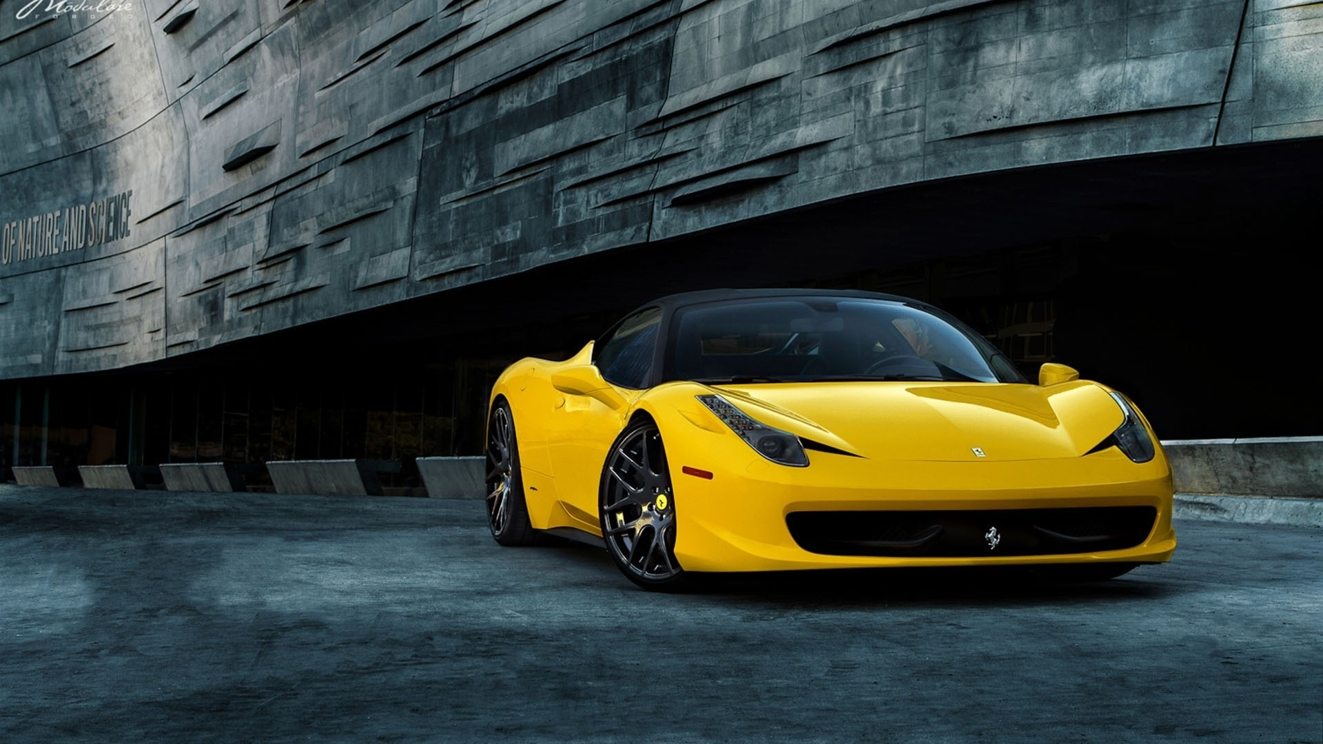 Wallpaperwiki Wallpapers Ferrari 458 Car PIC WPB005183