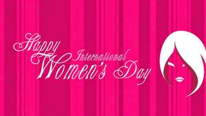 Happy Women's Day HD 2017