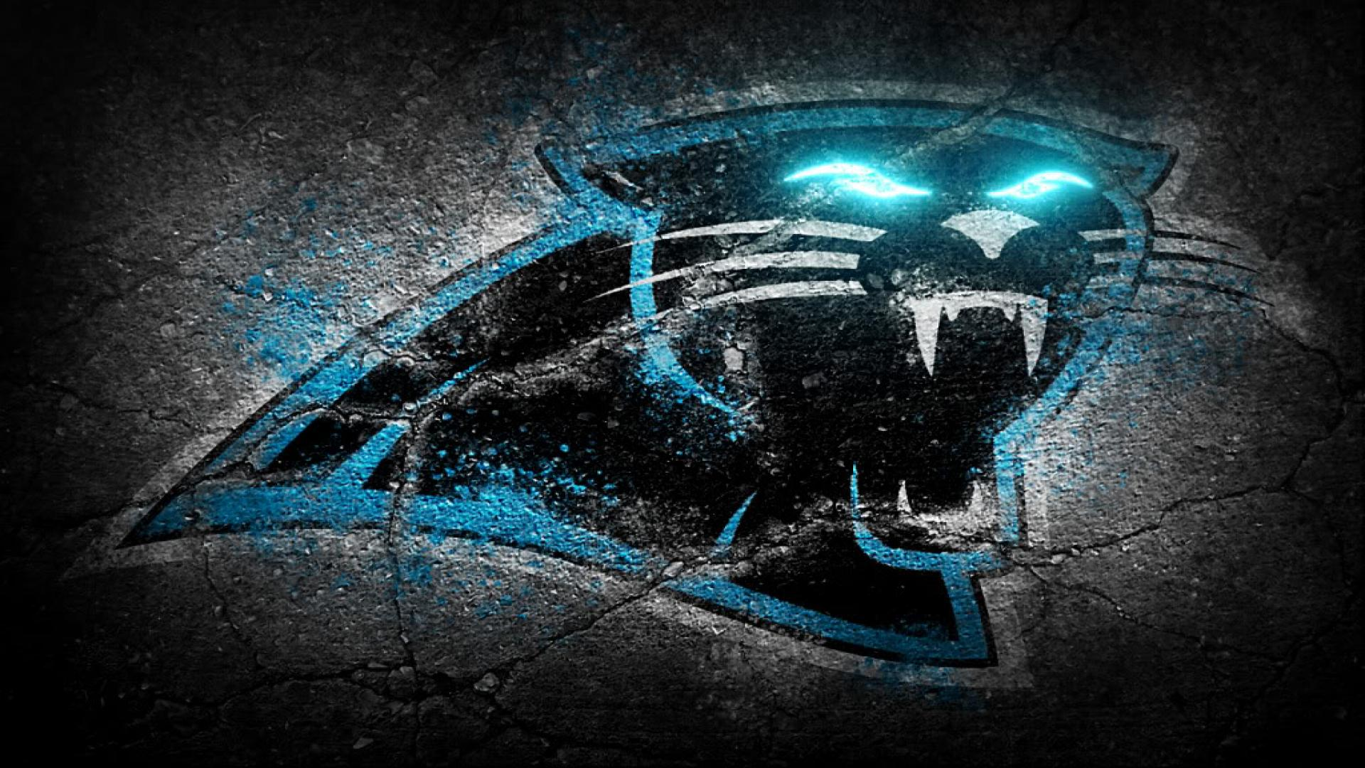 Wallpaperwiki Carolina Panthers Logo Of Team 1920x1080 PIC