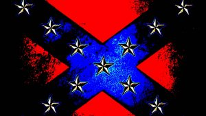 Confederate Flag Wallpaper Background