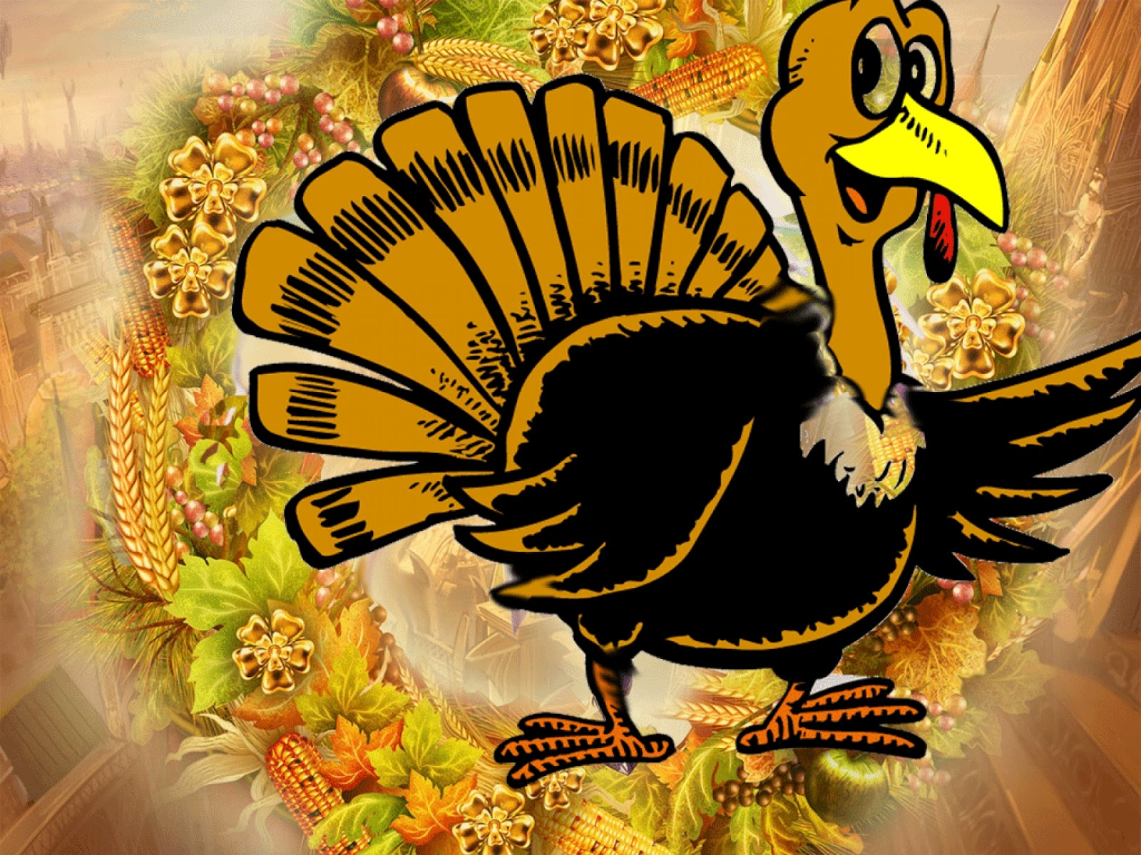 3D Thanksgiving Images HD 3D Thanksgiving HD Backgrounds