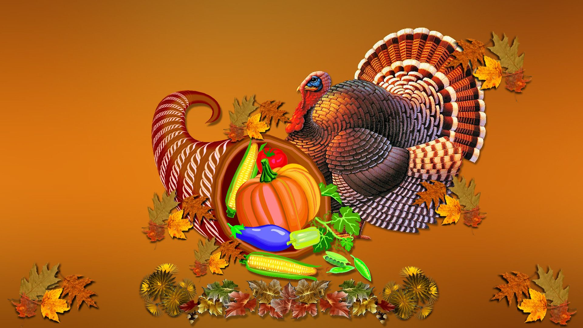 3D Thanksgiving Wallpaper 3D Thanksgiving HD Backgrounds