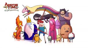 Adventure Time wallpaper HD