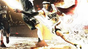 Allen Iverson Backgrounds