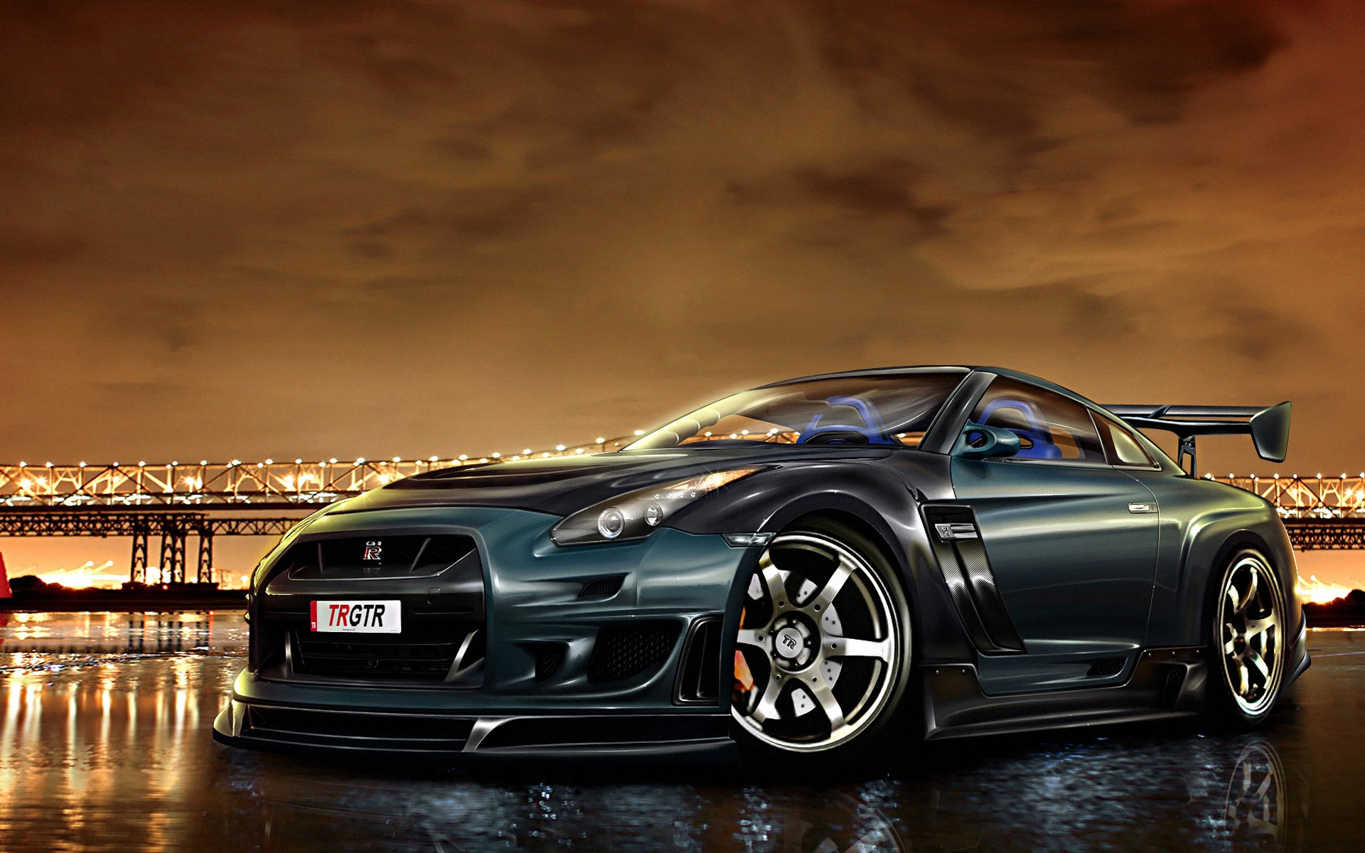 Amazing Nissan Skyline Nissan Gtr R Wallpaper