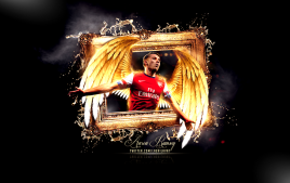 Aaron Ramsey Arsenal wallpaper HD 2016