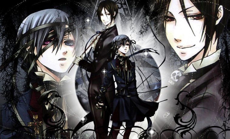 Cool Collections Of Anime Black Butler Wallpapers For Desktop Laptop And Mobiles Here You Can Download More Than  Million Photography Collections