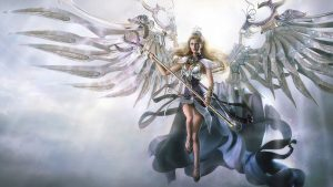 Desktop Angel HD Wallpapers