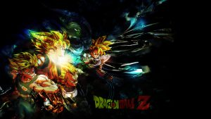 Dragon Ball Z HD Backgrounds Free Download