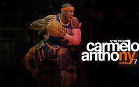 Carmelo Anthony New York Knicks HD Wallpapers