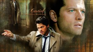 Free Castiel Supernatural Iphone Backgrounds Download
