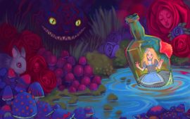 Free Cheshire Cat Wallpapers Download