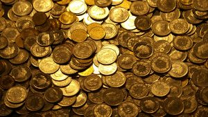Coins Money Wallpaper