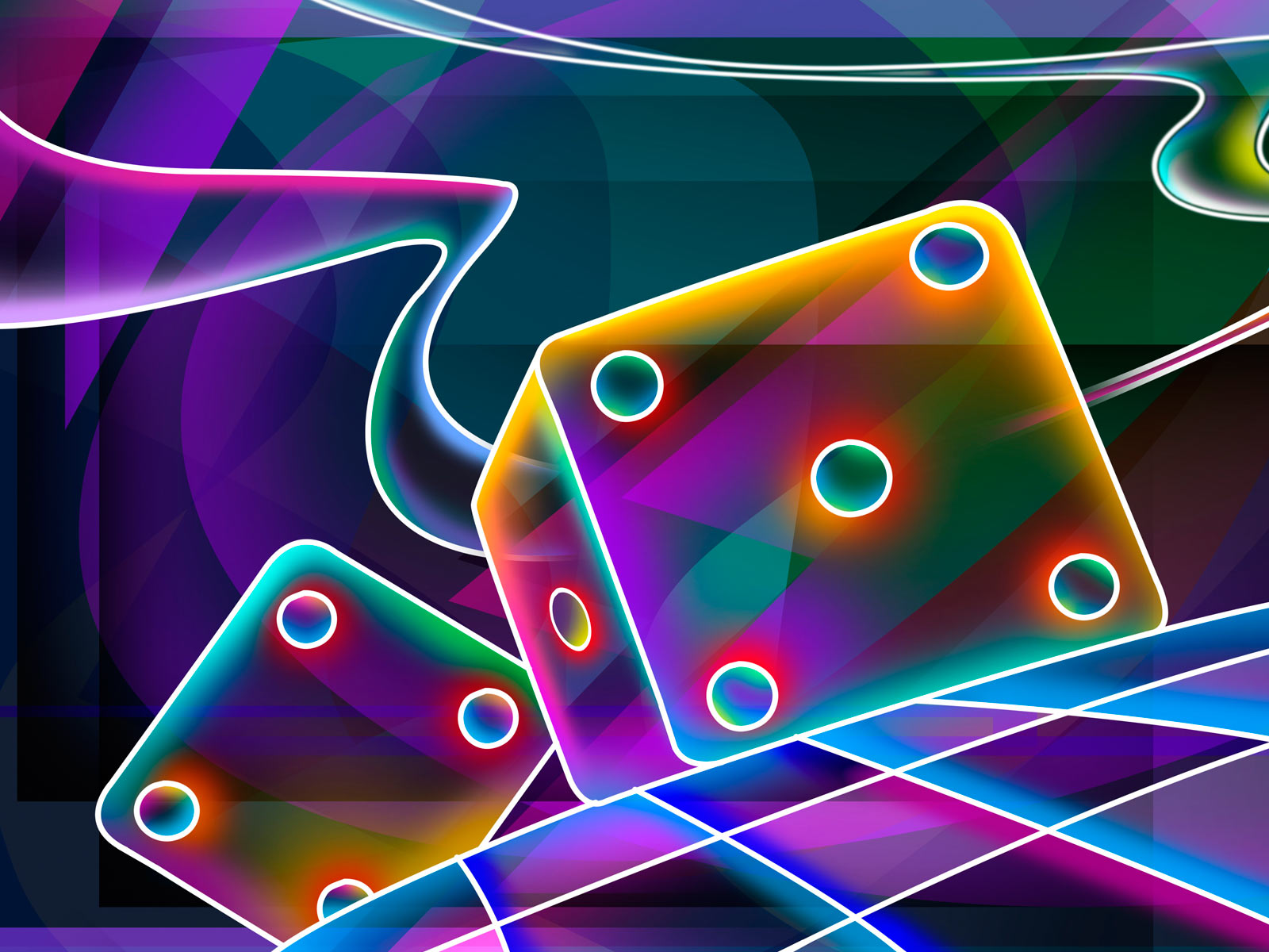 Colorful 3d Wallpaper High Definition