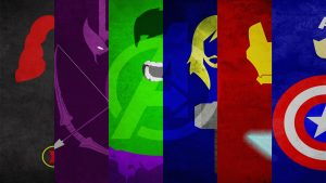 Superhero Backgrounds Download
