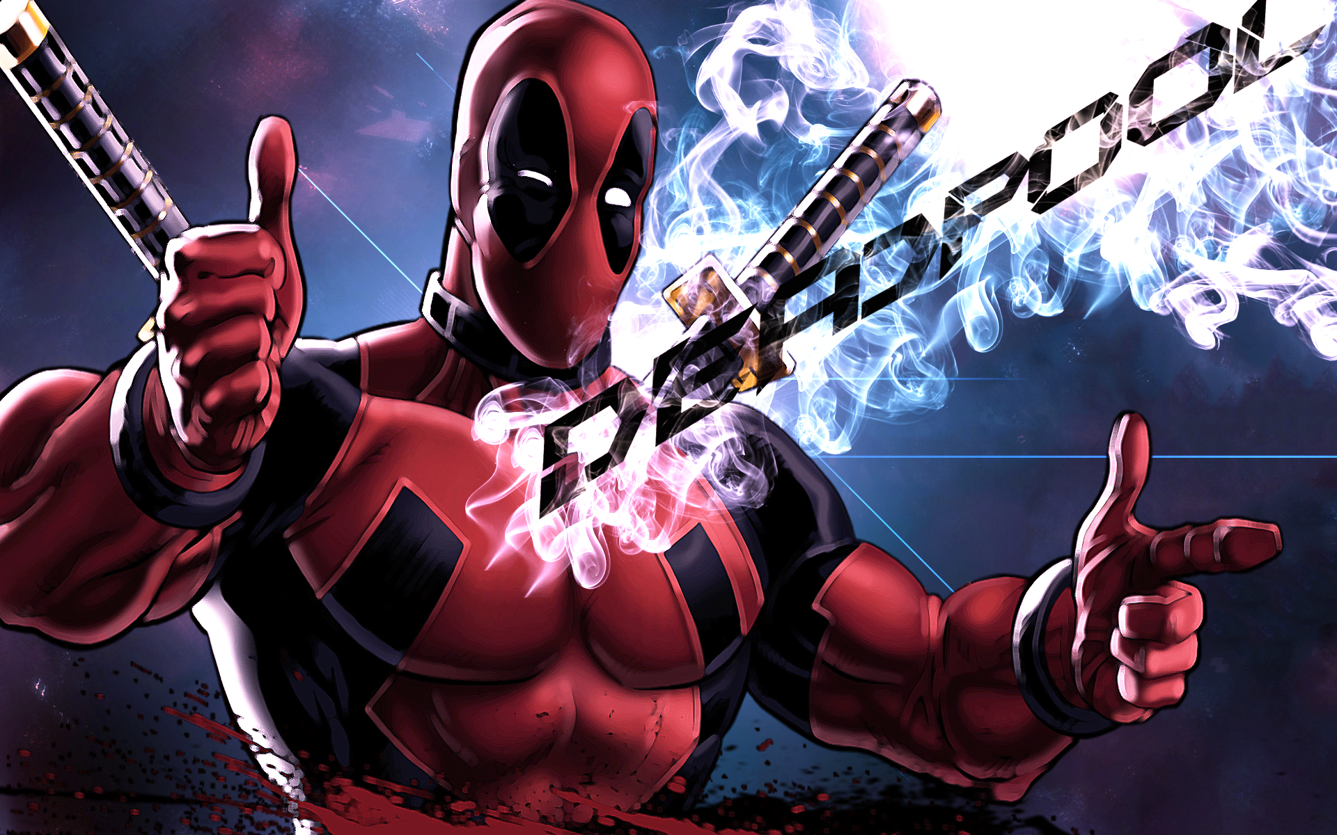 Cool Deadpool Marvel Wallpapers HD