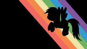 Free Rainbow Dash Wallpaper Download