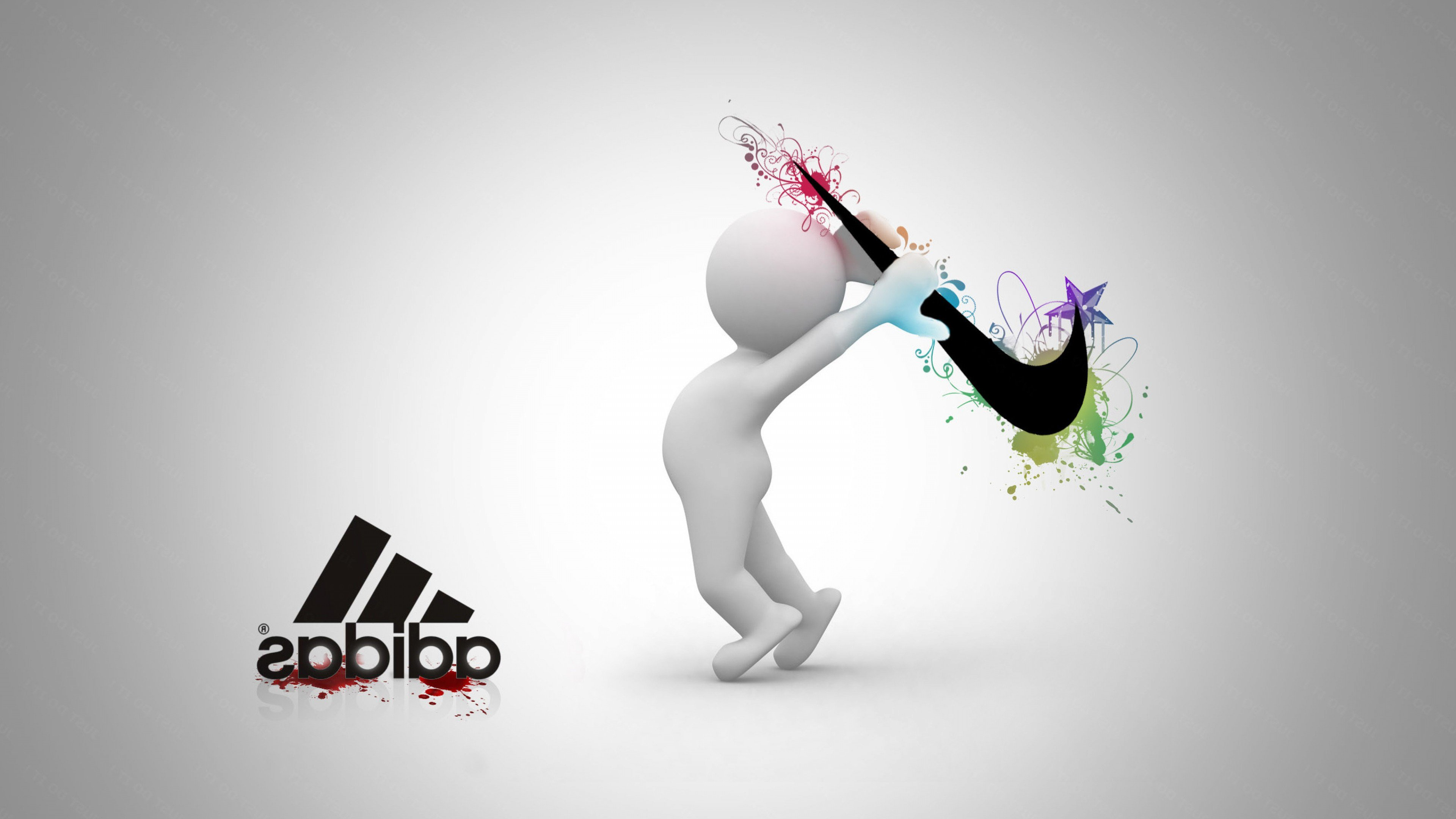 Cool nike vs adidas wallpapers hd wallpaper cool nike vs adidas wallpapers hd voltagebd Gallery