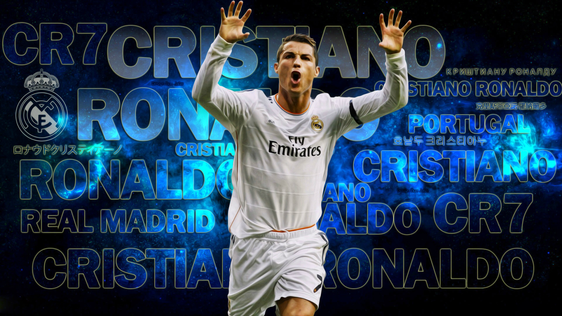Cristiano Ronaldo Wallpaper Hd Download Pictures